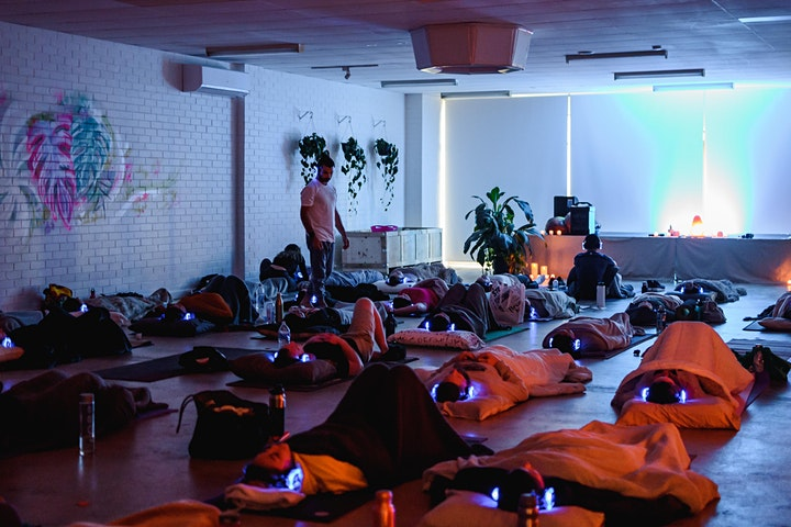 ALTERED STATES - Cacao, Breathwork & Sensory Immersion. image