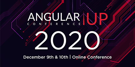 AngularUP 2020 tickets