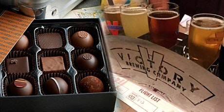 Chocolate + Cheer (virtual Tasting for Two charity fundraiser) tickets
