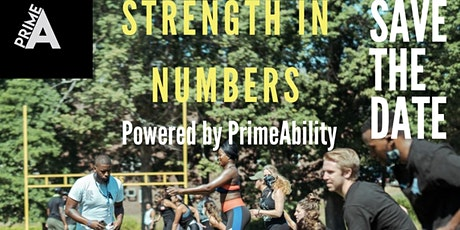 Strength in numbers- fitness event tickets
