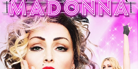 Copy of Madonna Tribute Night, 80's Party tickets