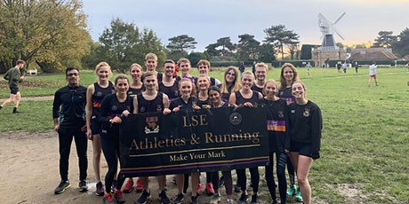 LSESU Athletics and Running Give-It-A-Go tickets