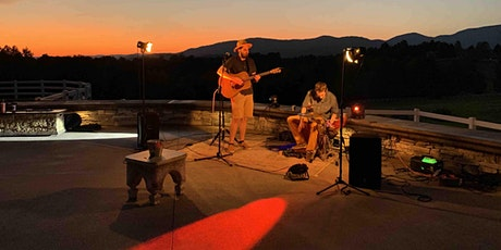 Wine on the Terrace with Alex Hunnicutt Duo tickets
