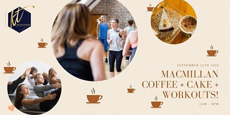 MacMillan Coffee Morning + Workouts tickets