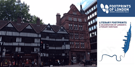 WALKING TOUR - Shardlake's London tickets