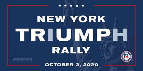 New York TRIUMPH Rally tickets