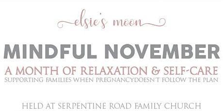 Mindful November tickets
