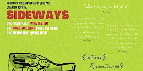 UWA Film Society X WAC Presents: SIDEWAYS tickets