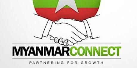 Myanmar Business Opportunities  + Exploring Partnership   Webinar tickets