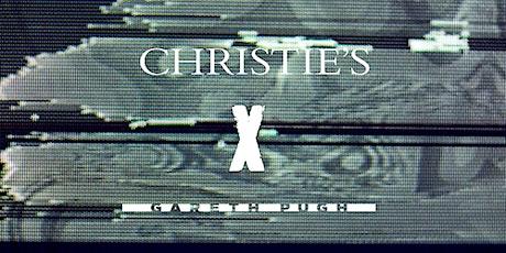 GARETH PUGH presents a Live Fashion Exhibition at Christie's London tickets