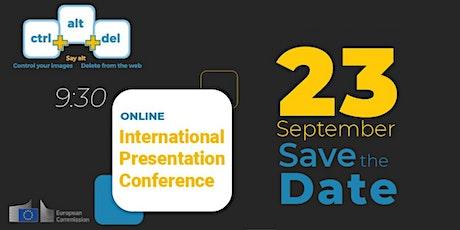 CTRL+ALT+DEL International Presentation Conference tickets