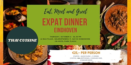 Expat Dinner at LE BUA PLAZA tickets