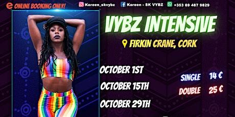 VYBZ INTENSIVE October tickets