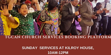 TGCAN Church: Sunday Service tickets