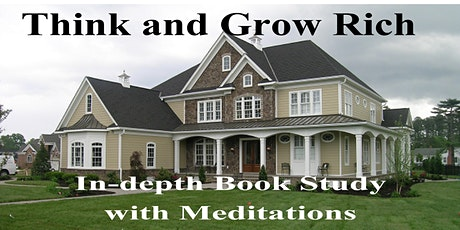 Think and Grow Rich Master Class 11052020 tickets