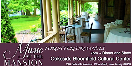*VIRTUAL* Music at the Mansion:  PORCH PERFORMANCES - KT Sullivan tickets