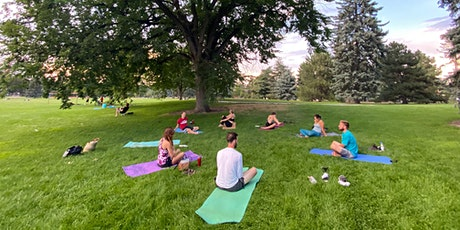 Sacred Sessions w Sasha: Yoga, Sound Healing, & Mindfulness @ Cheesman Park tickets