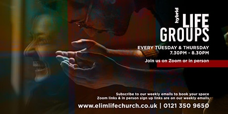 ELC Hybrid Life Groups tickets