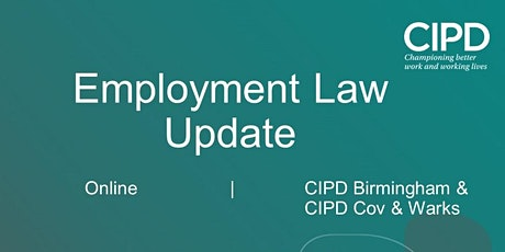Employment Law Update (lunchtime session) tickets
