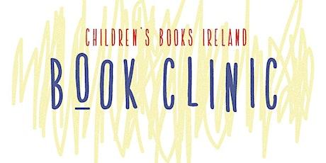 Children's Books Ireland Book Clinic tickets