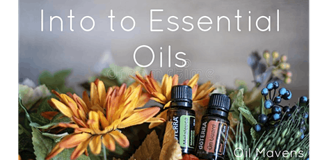 Intro to Essential Oils Class tickets