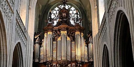 Concert d'orgue à la Cathédrale d'Anvers billets