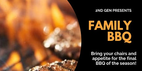 Family Barbecue tickets