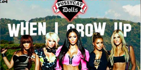 WHEN I GROW UP: Learn the Pussycat Dolls dance in 2 night Zoom workshop tickets