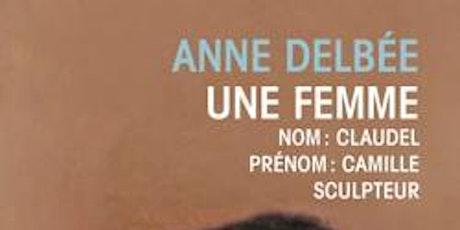 Club de lecture : Camille Claudel, une femme tickets