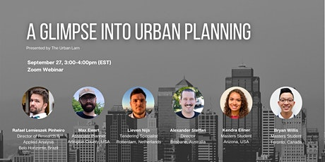 A Glimpse into Urban Planning tickets