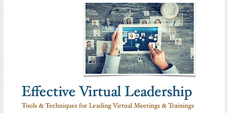 Effective Virtual Leadership Training 11/14/20 tickets