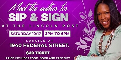 Healing Her Honestly Sip & Sign with Sheena Alexander tickets