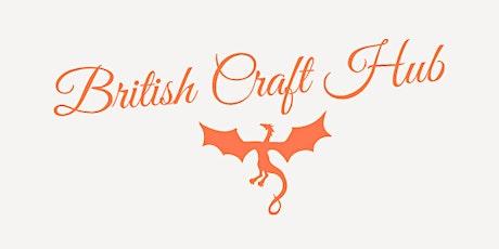 British Craft Hub Christmas Market tickets