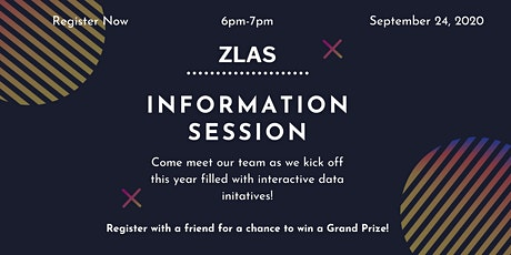 ZLAS Information Session tickets