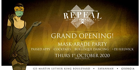 Repeal 33 Grand Opening! tickets