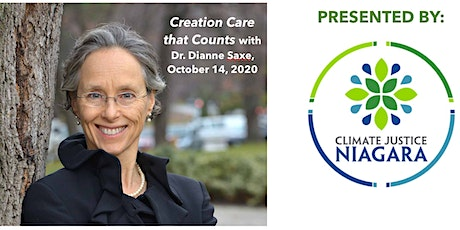 Creation Care that Counts with Dr. Dianne Saxe tickets