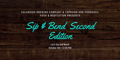Sip & Bend Part 2 tickets