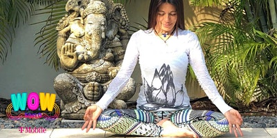 15-min Meditation: Balance with Anny Noratto (W.O.W SoFlo)