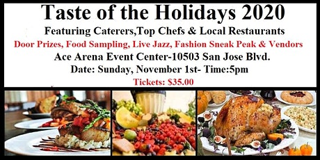 Taste of the Holidays Event tickets