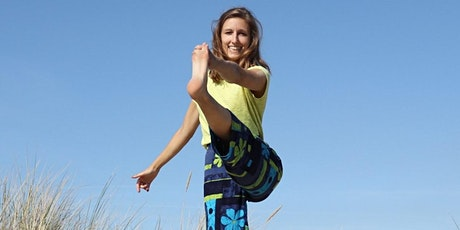 Dynamic Yoga met Ineke Eechaute billets