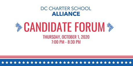 DC Charter School Alliance Candidate Forum tickets