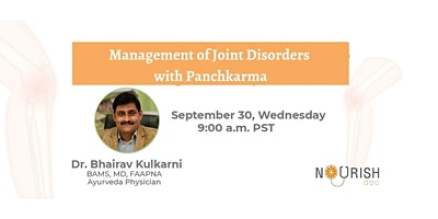 Management of Joint Disorders through Panchkarma