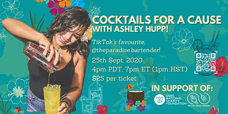Cocktail for a Cause with @TheParadise.Bartender  from TikTok (Ashley H)! tickets