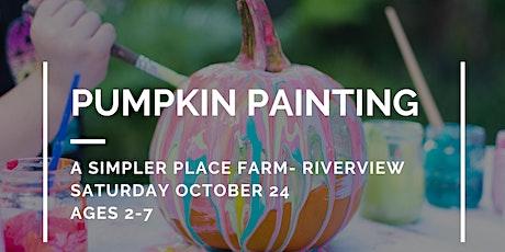 Pumpkin Painting Pop-Up tickets