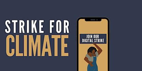 Digital Climate Strike tickets