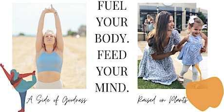 Fuel Your Body. Feed Your Mind. tickets