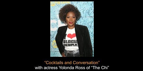 """Cocktails and Conversation"" with Yolonda Ross tickets"