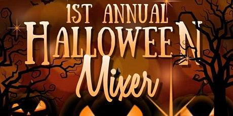 Halloween Mixer tickets