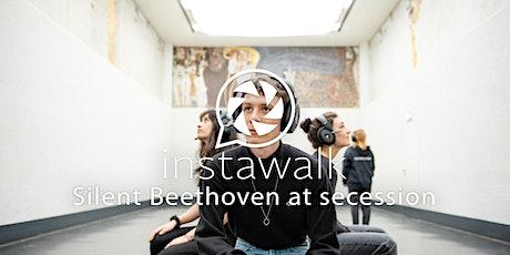 Instawalk - Silent Beethoven at secession tickets