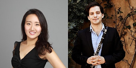 Sergio Coelho, clarinetist and Heejung Ju, pianist, live on YouTube! tickets
